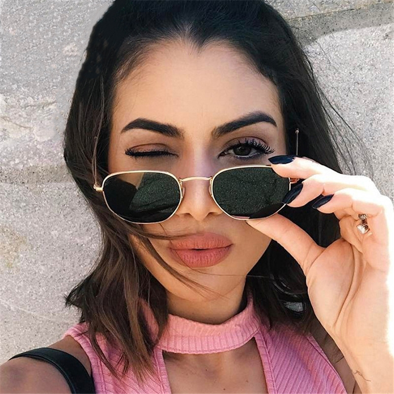 Women Sunglasses Tinted Color Lens Men Vintage Sun Glasses Female Eyewear  Blue Sunglasses 8008 | Shopee Philippines