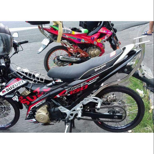 Suzuki Raider J Pro Spec And Price: SUZUKI RAIDER 150 HEAVYDUTY STAINLESS BRACKET (HRV DESIGN