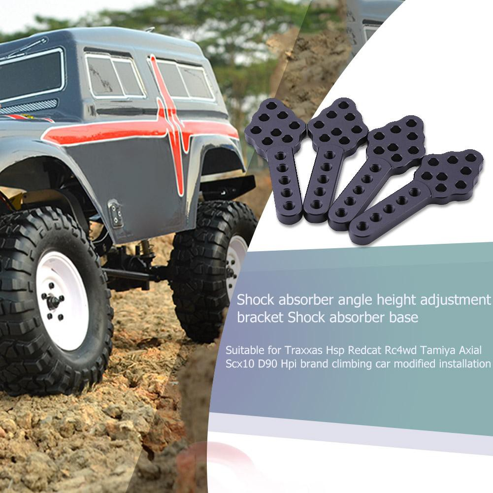 ❀MI❀Useful Metal Shock Mount for Traxxas Hsp Redcat Rc4wd | Shopee Philippines