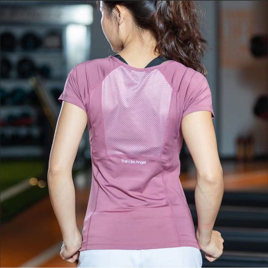 Women S Sports Drifit T Shirts Short Sleeve Athletic Dry Fit Shirt For Women Running Yoga Shopee Philippines Widest selection of new season & sale only at lyst.com. women s sports drifit t shirts short sleeve athletic dry fit shirt for women running yoga