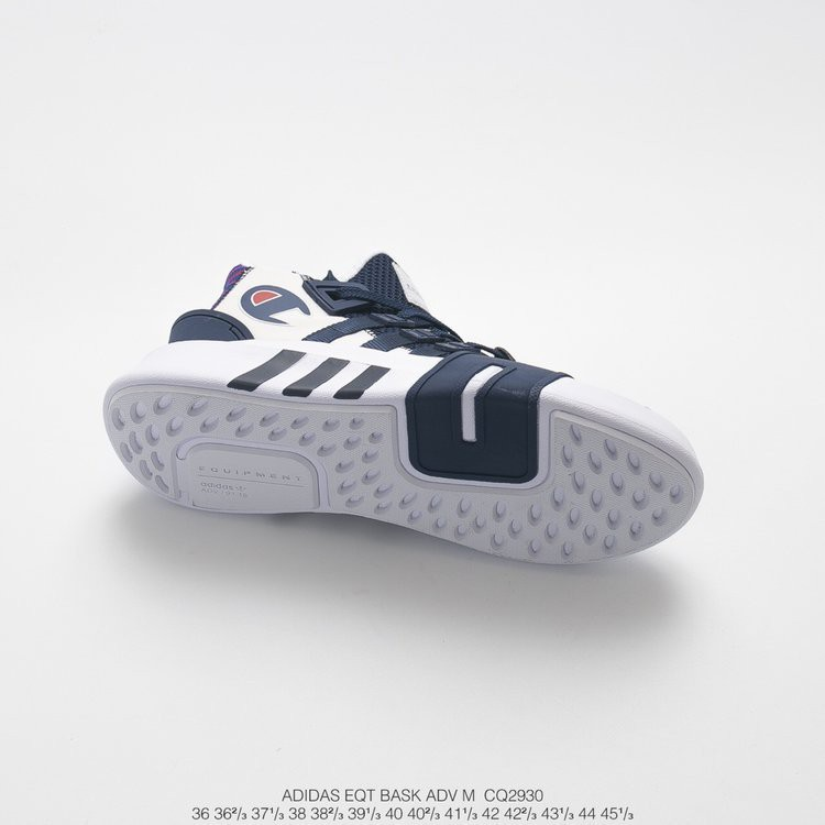 Produce nadar perdí mi camino  Hssdg lowestprice Adidas EQT Bask ADV x champion dark blue men's women's  running shoes blue | Shopee Philippines
