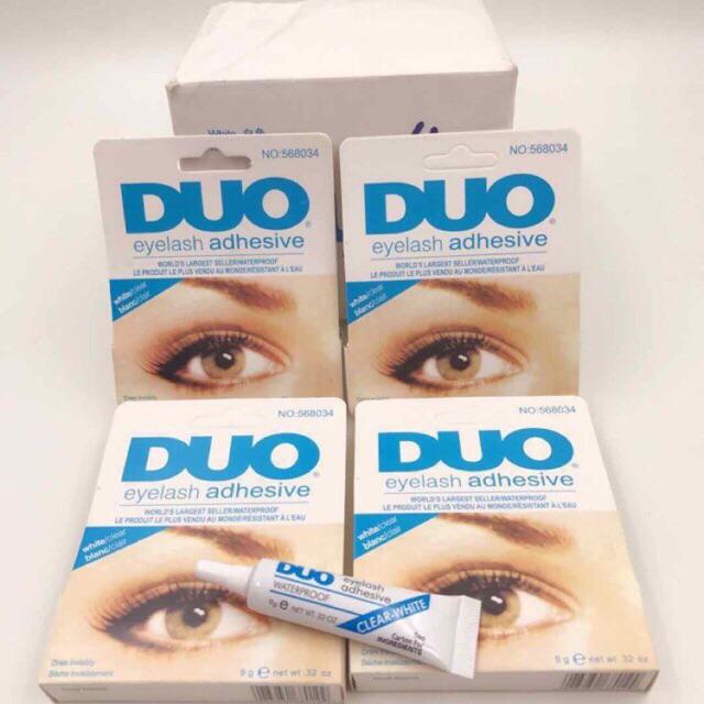 4d79e6ae515 DUO Eyelash Adhesive Glue | Shopee Philippines