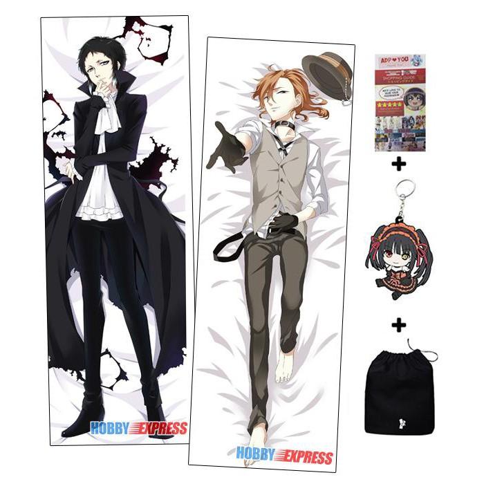 Anime Stray Dogs Nakahara Chuuya Cosplay Home Decor Poster Wall Scroll 150*50cm