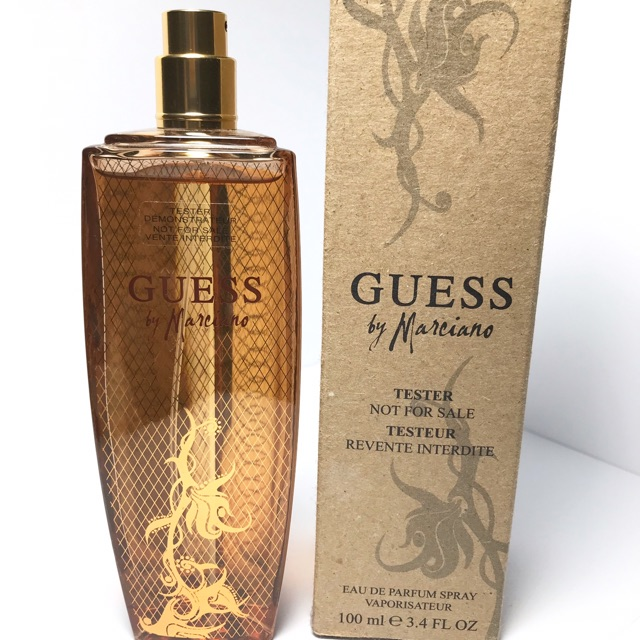 (PL) Guess Guess By Marciano For Women EDP 100ml (TESTER) | Shopee Philippines