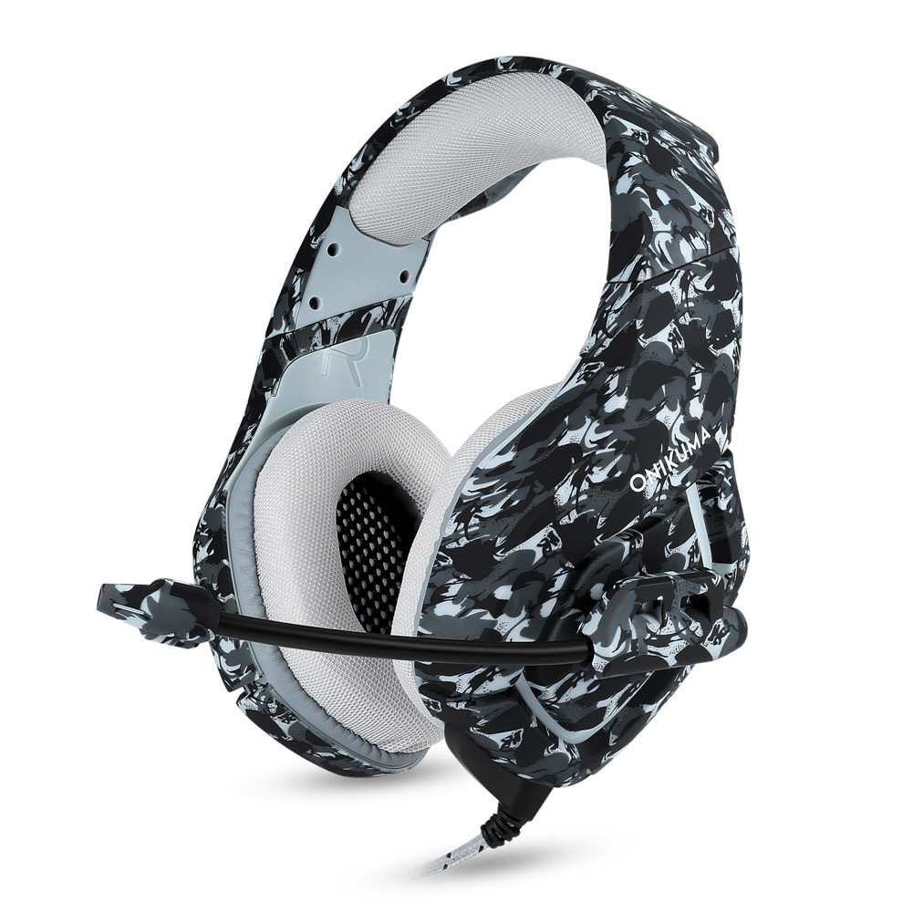 Gaming Headset PS4 Xbox one Headphone for Microphone