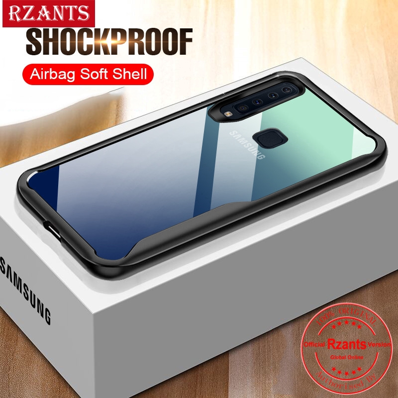 Samsung Galaxy A9 2018 A920 Case Clear Back Slim Thin Cover | Shopee Philippines
