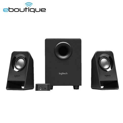 LOGITECH WIRED SUBWOOFER SPEAKER (Z213)