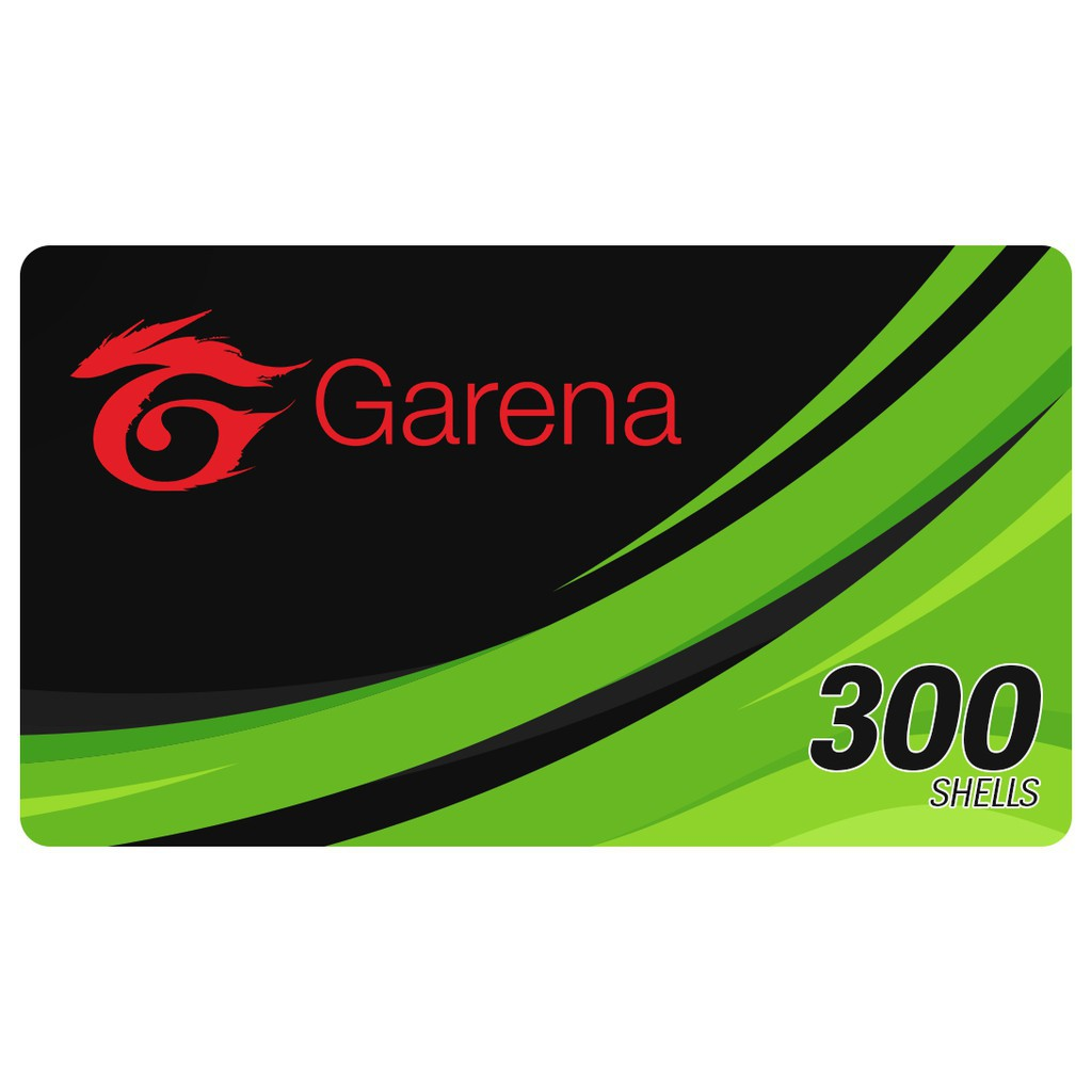 Garena Shells 300