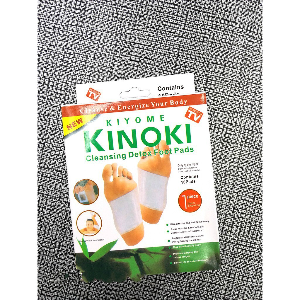 Kinoki Prices And Online Deals Sept 2018 Shopee Philippines 10 Box Gold Ginger