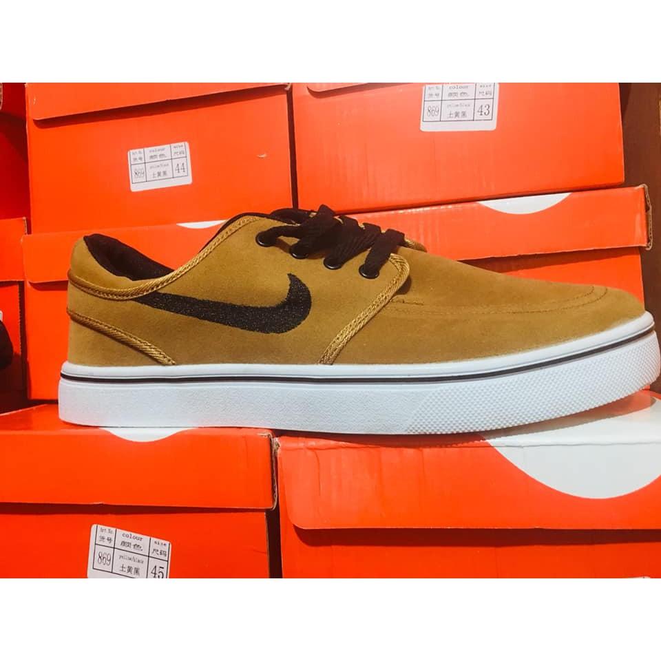 láser Persona enferma pastel  Nike SB Stefan Janoski Brown *OEM* w/ x3 Stickers Freebies   Shopee  Philippines