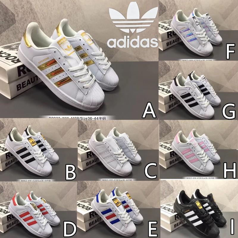 población Abundancia zapatilla  9 Colors 100% Original Adidas Stan Smith Unisex Flat Shoes | Shopee  Philippines