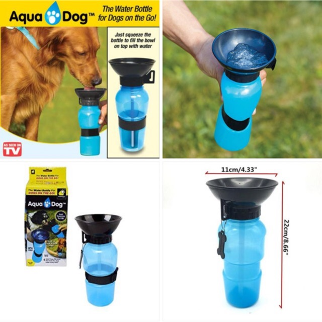 Aqua Dog The Water Bottle for Dog