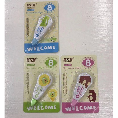 School Supplies Correction Tape(Assorted Design)