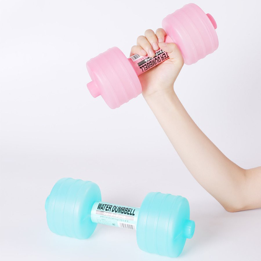 ❀ New ❀New Injection Water Dumbbells for Fitness Aquatic Barbell Gym Weight  Loss Exercise Equipment Women Comprehensive | Shopee Philippines
