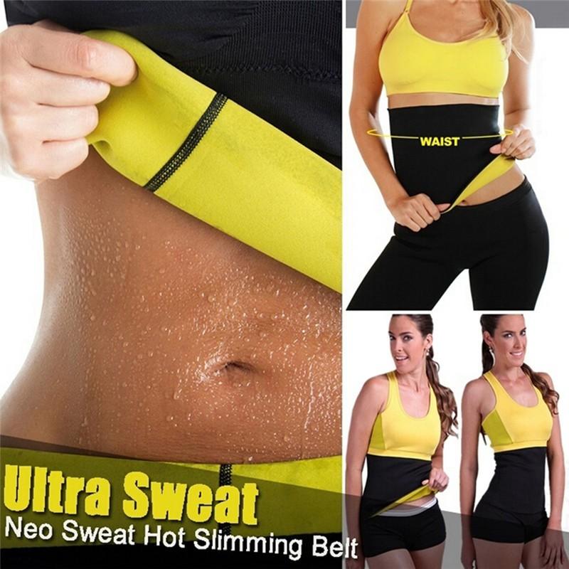 1facc071e22c4 Hot Shaper Power Belt Slim Hot Fitness Belt.