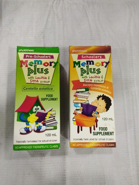 Memory Plus For Kids Shopee Philippines