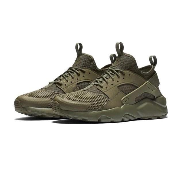 hipótesis Persona Grave  Nike Air Huarache Army Green Men   Shopee Philippines