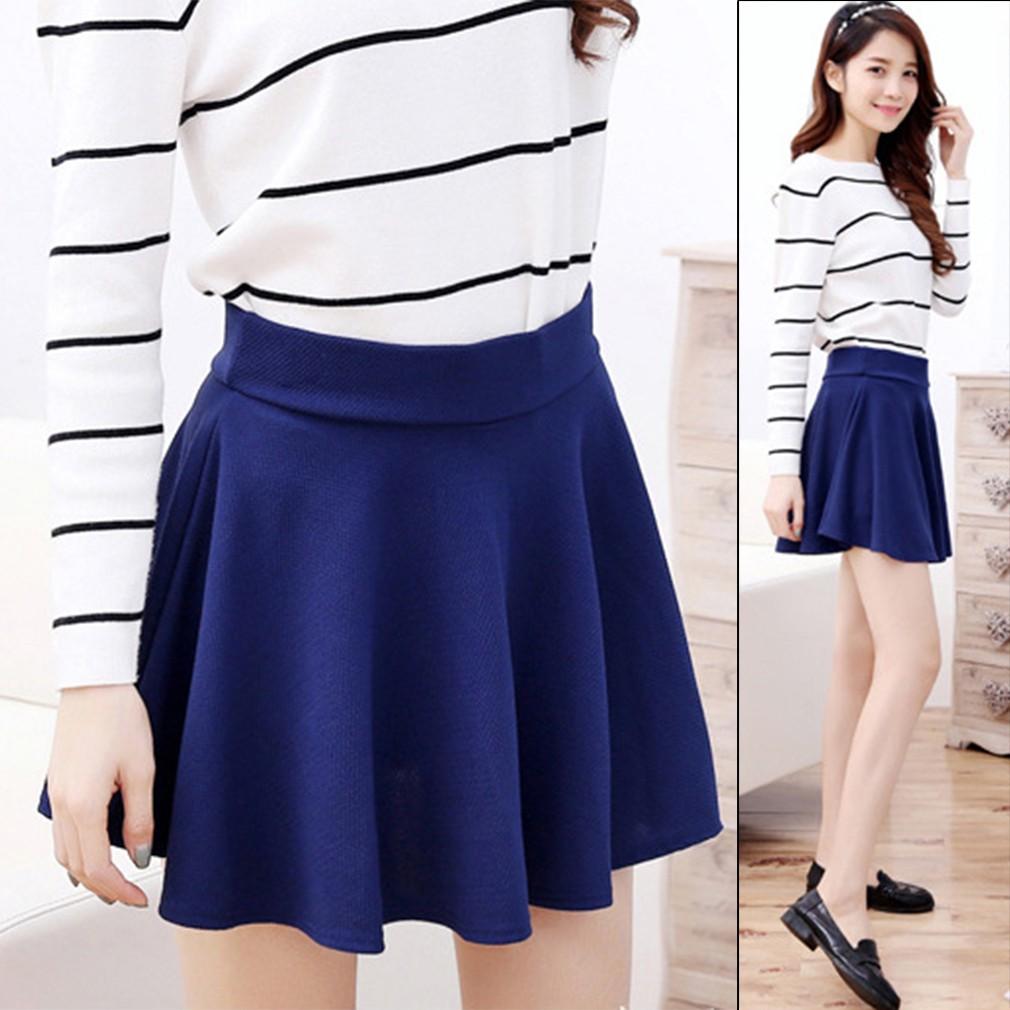7b9ebd9e6e4 Women Pleated Suspender Skirt Braces Hollow Out Bandage Mini Skater dress