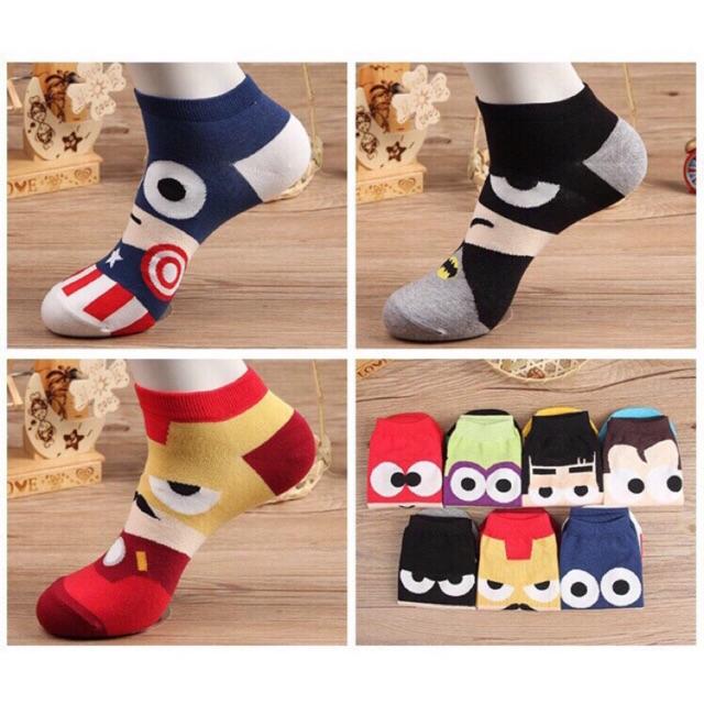 SUPERHERO Iconic socks COD Shopee Philippines