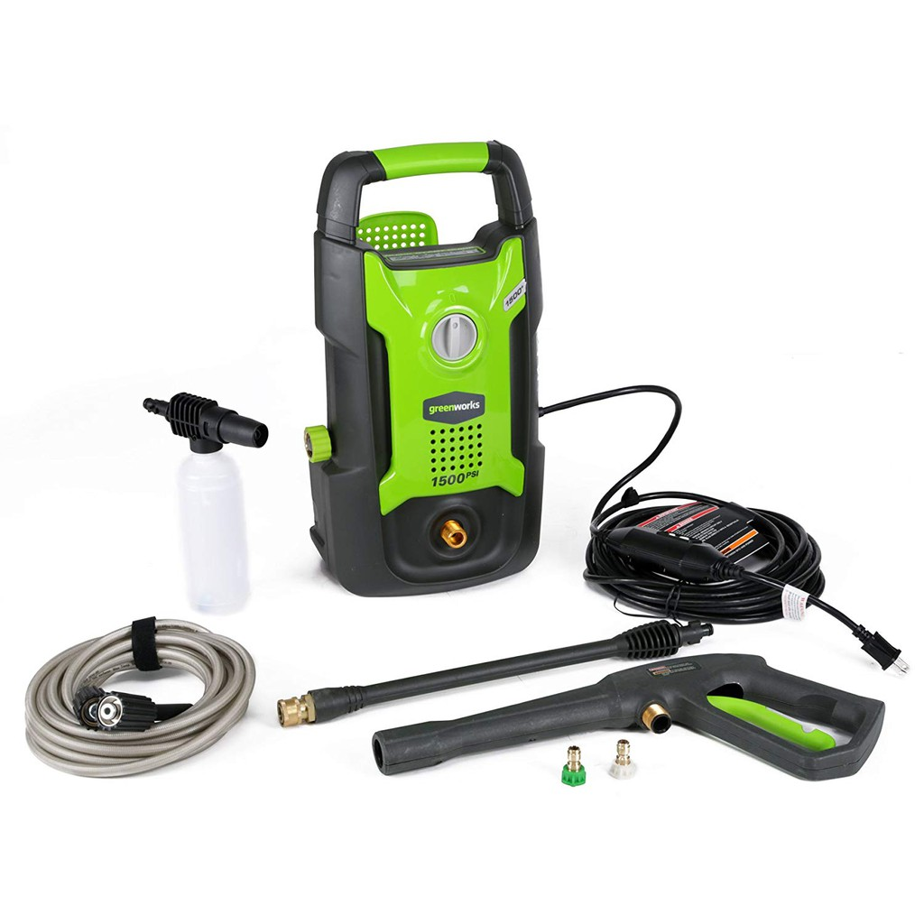 1400W 1500 PSI 13 Amp 1 2 GPM High Pressure Washer GPW1501 | Shopee