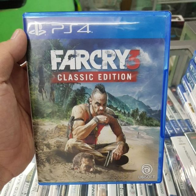 Far Cry 3 Classic Edition Ps4 Shopee Philippines