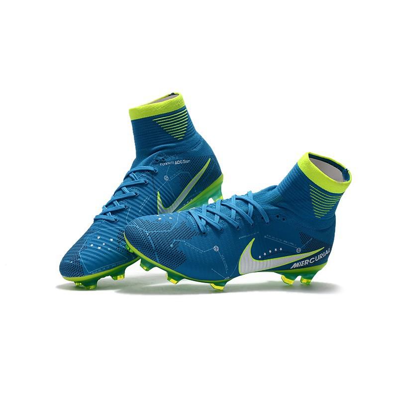 6c969e30aa6 Original nike Mercurial Superfly V FG Soccer Shoes