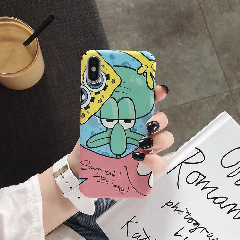 Xiaomi MI6X MI8 MI8se MI8youth MI9 Patrick Star Phone case