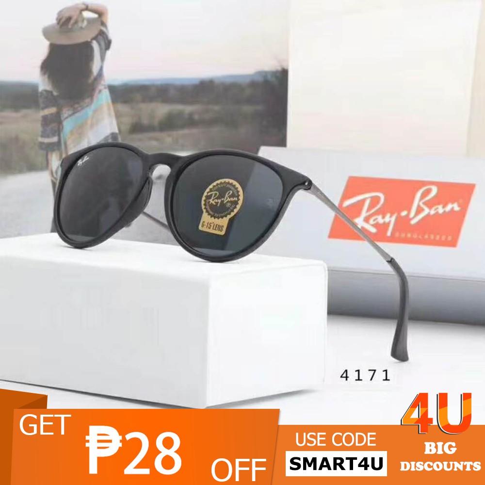 1863f62ab3c18 🔥 🔥Ray-Ban RB4185 Fashion Pilot Polarized light Sunglasses ...