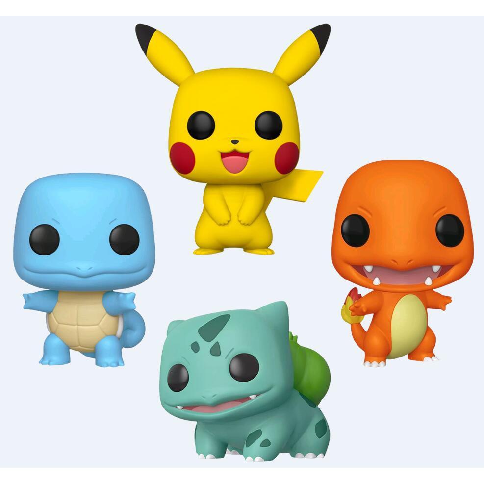 Risultato immagini per funko pop pokemon