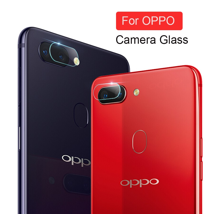 OPPO F9 F9 Pro Camera Lens Tempered Glass Screen Protector