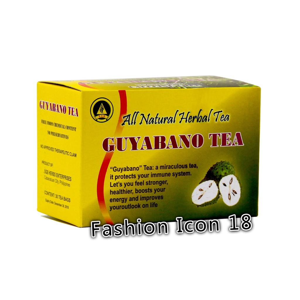 Namica Guyabano Herbal Tea 30's