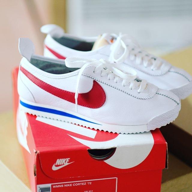 ba167d0ca5878 Authentic Nike Cortez (forest gump) | Shopee Philippines