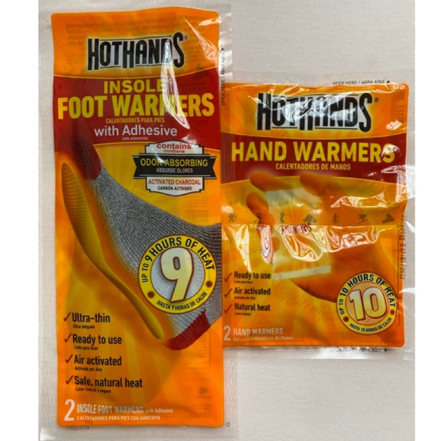 Hothands Hand Foot Warmers For Cold Weather Shopee Philippines