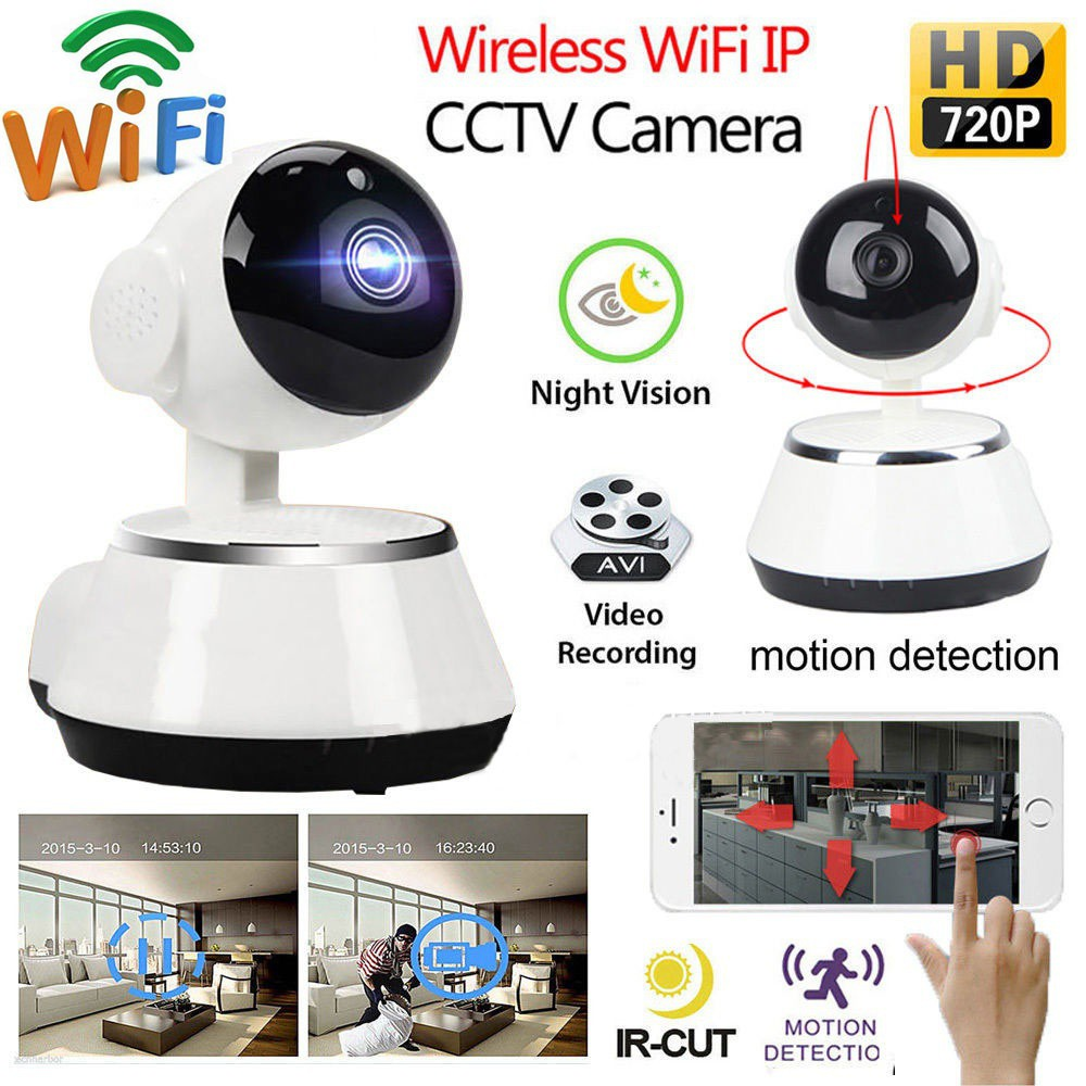 V380 1mp Home Wireless Wifi Smart Net Ptz Cctv Ip Camera Shopee Hd 720p With Yoosee Yy2p App Philippines
