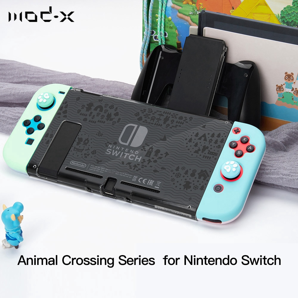 Nintendo Switch Case Ns Nx Console Animal Crossing Protective Case