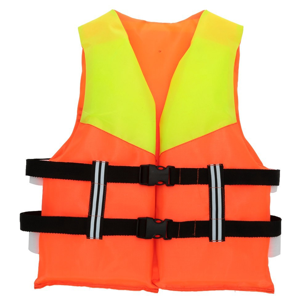 Hearty Adult Lifesaving Life Jacket Buoyancy Aid Boating Surfing Work Vest Clothing Swimming Marine Life Jackets Safety Survival Suit The Latest Fashion Back To Search Resultssports & Entertainment