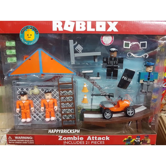Roblox Jailbreak Great Escape Toy Set Shopee Philippines