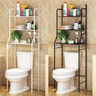 Organizer Bathroom Toilet Rack Over Toilet Storage Rack Acb Stainless Floor Toilet Bathroom Storage Shopee Philippines