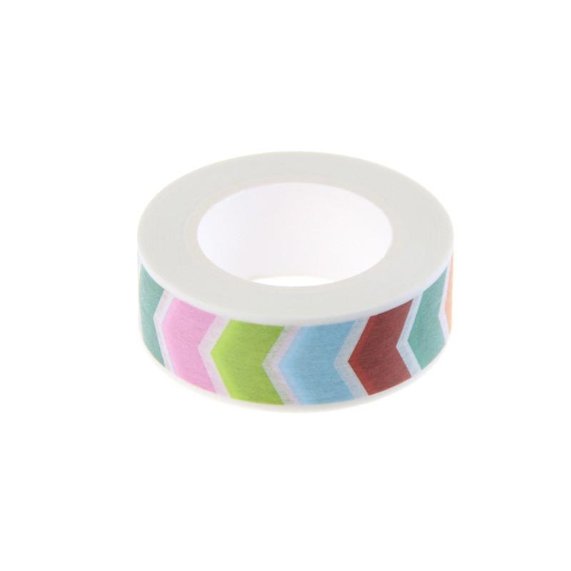 5 Rolls Washi Tape DIY Decorative Stickers Photo Album Sticker Masking Tape