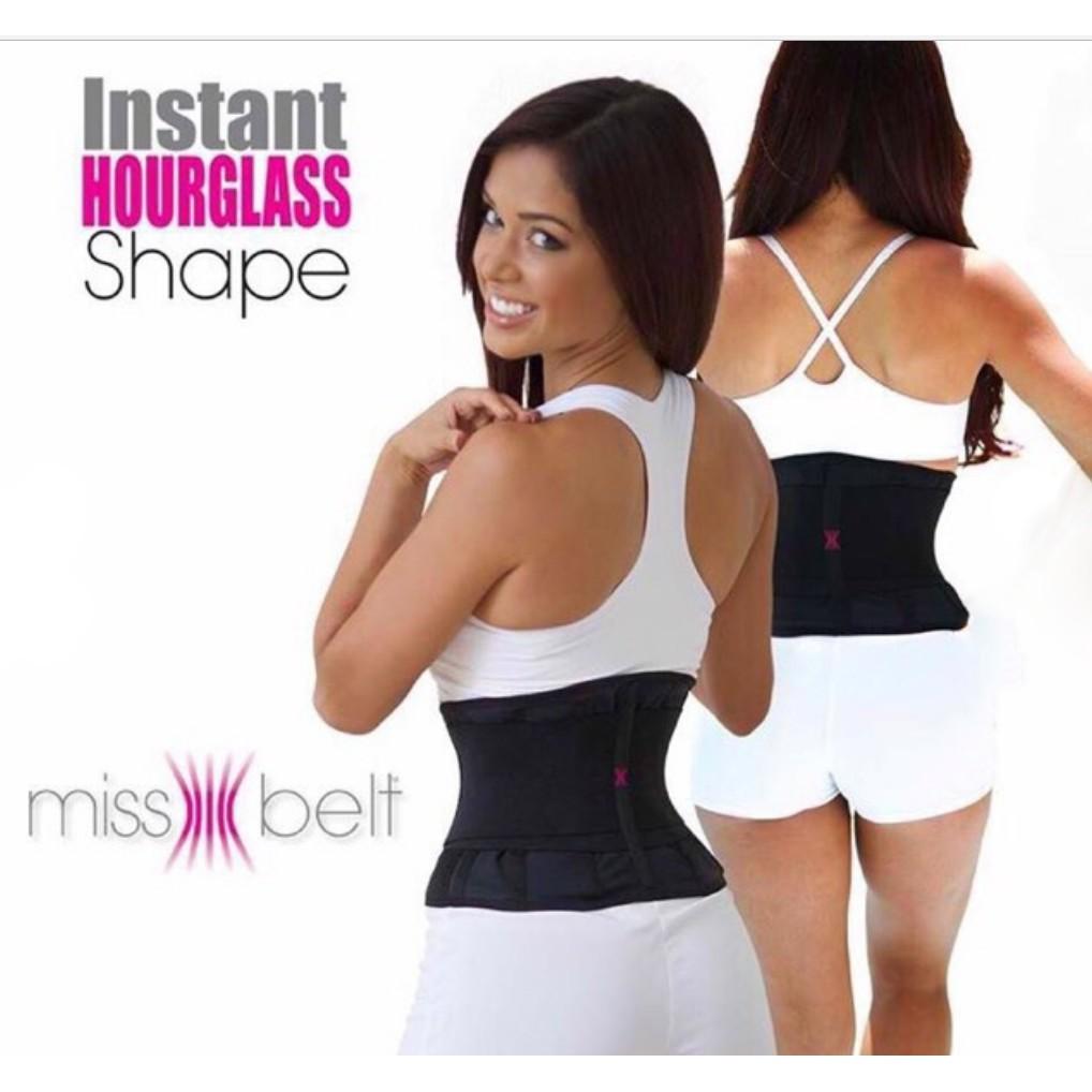 f20d33e572 Miss belt Instant hourglass shape cod