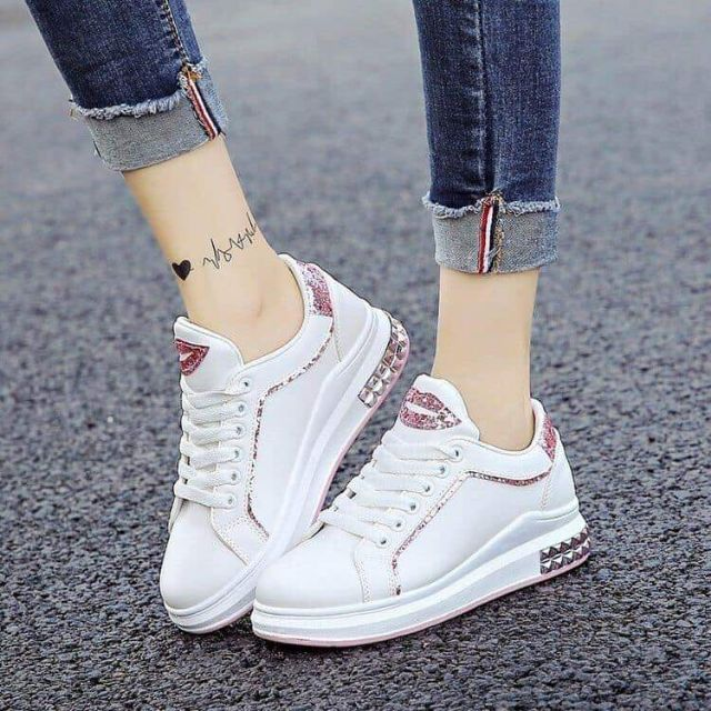 COD Fashion Low Cut Sneakers Shoes for Women