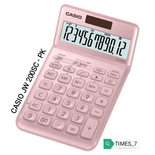 Casio calculator mj120d