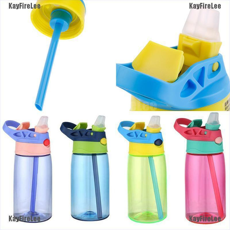 Baby straw water bottle feeding for kids drinking cup soft silicone accessori  .