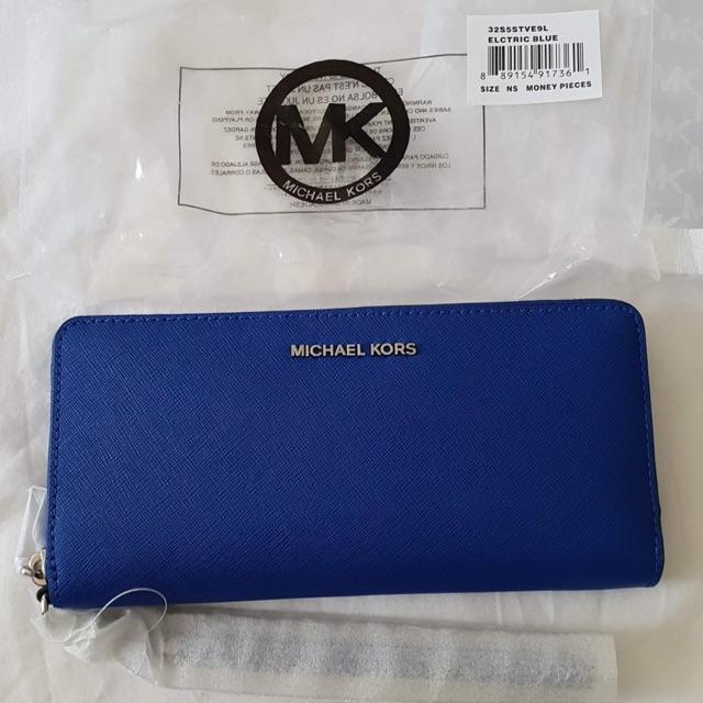 7054d9dd4931d Brand New   Authentic Michael Kors Jet Set Travel Wristlet
