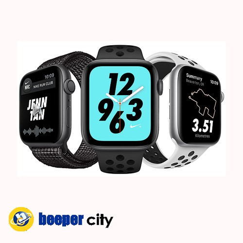 No de moda mineral hogar  Apple iWatch Series 4 Nike Plus 44mm | Shopee Philippines