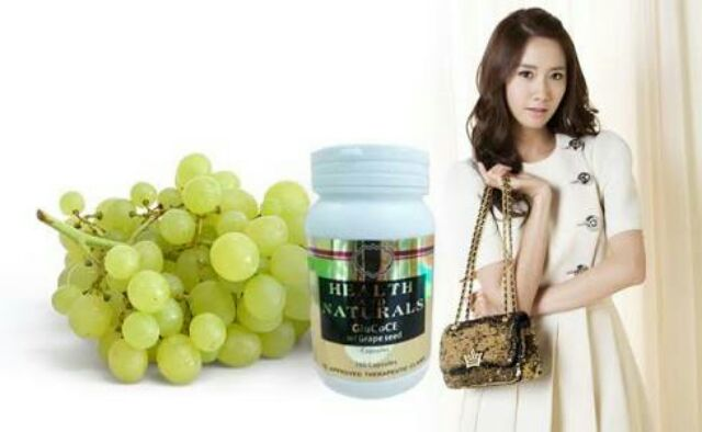 GLUCOCE WITH GRAPESEED (GLUTA CAP) | Shopee Philippines