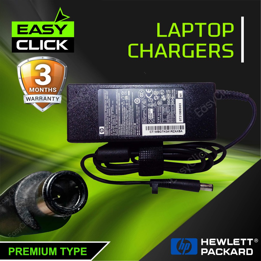Laptop notebook charger HP 19v 4 74a HP Pavillion DM1 DM3