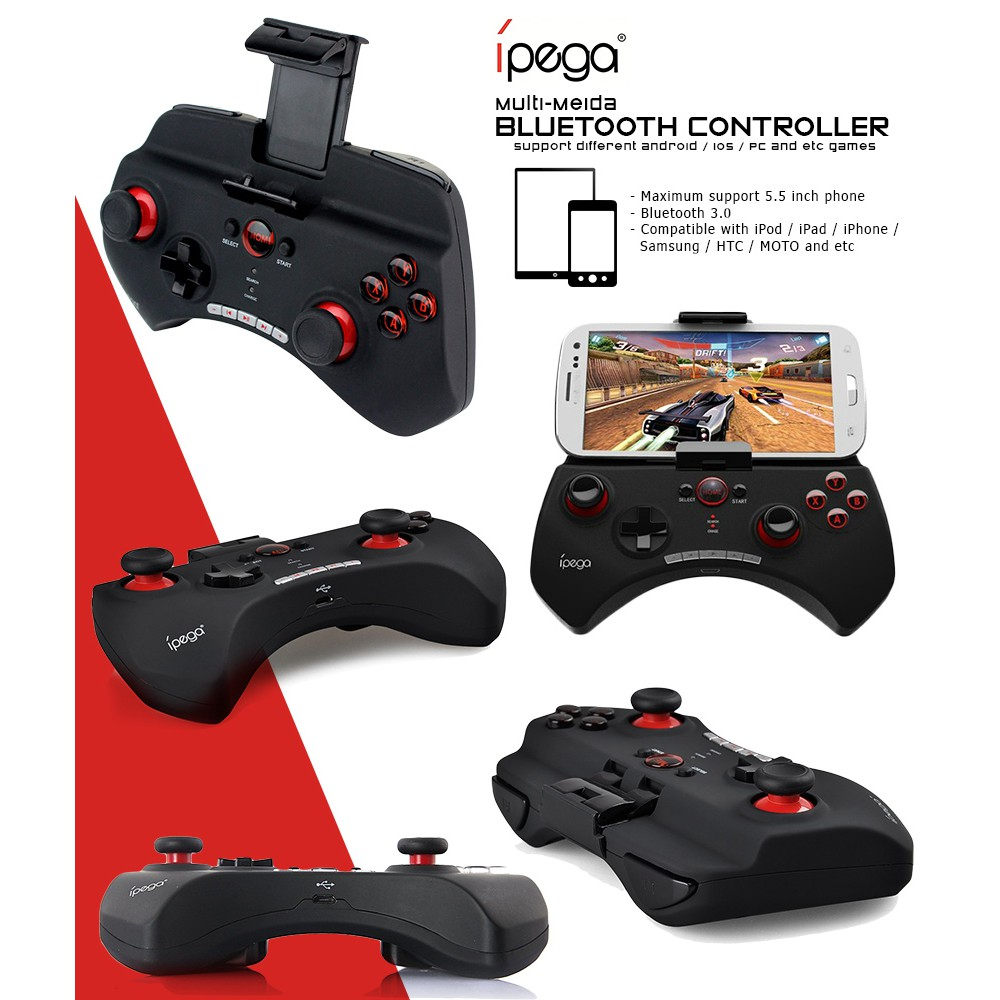 IPEGA 9025 Gaming Multi-Media Bluetooth Controller