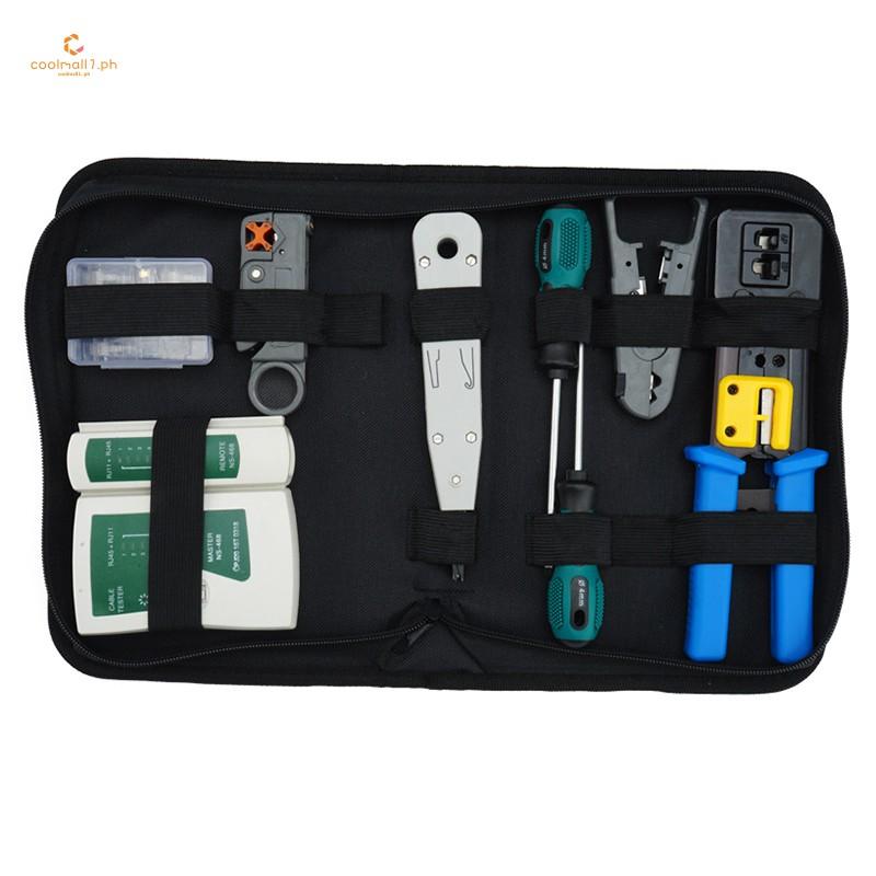 ez-rj45 kit 100pcs ez rj45 CAT5 Connectors crimping tool plus 1 set new blades