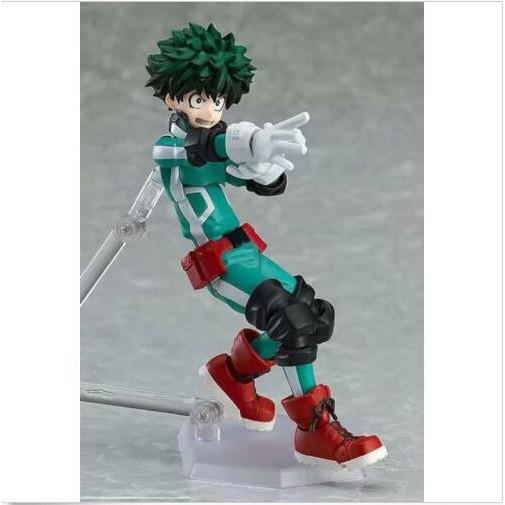 Anime Figma 323 My Hero Academia Izuku Midoriya PVC Figure New No Box 15cm